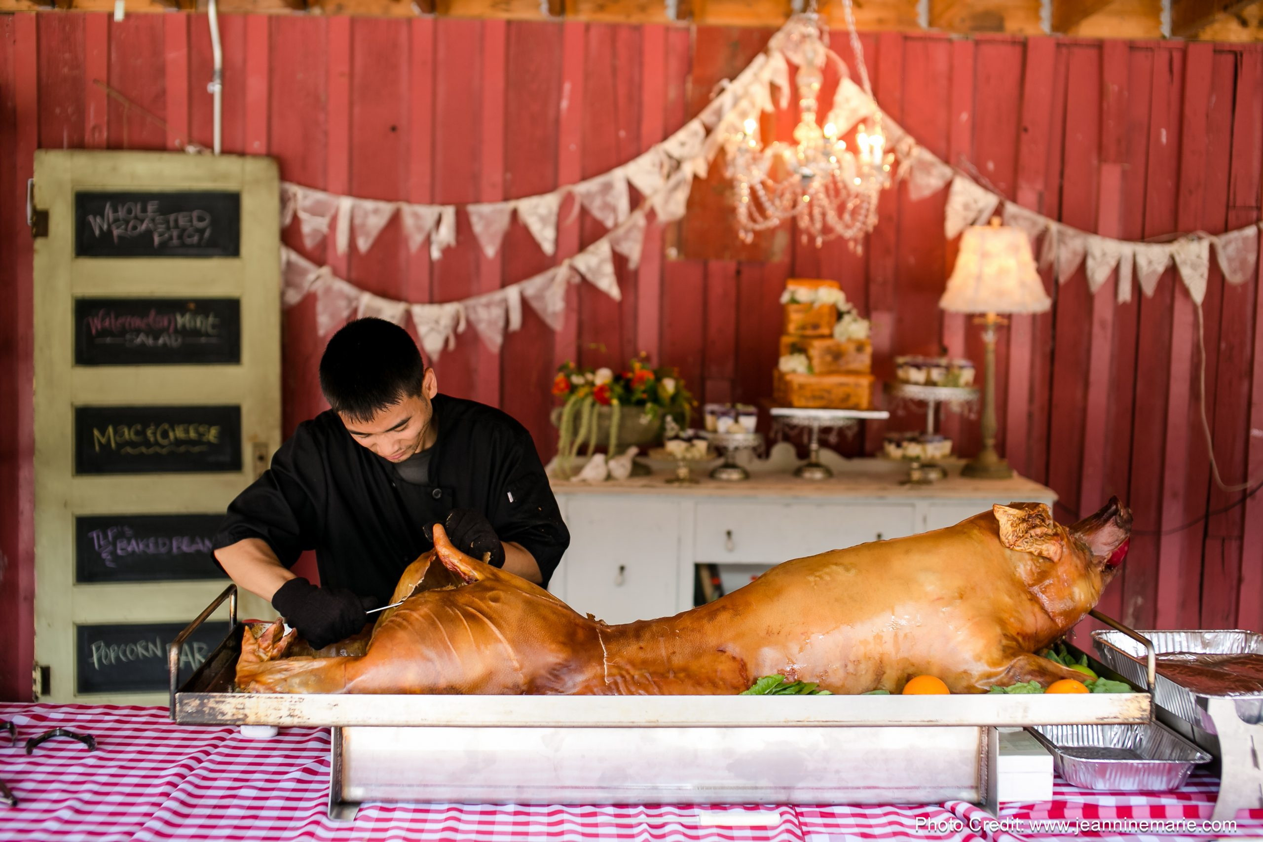 Whole Hog BBQ Catering